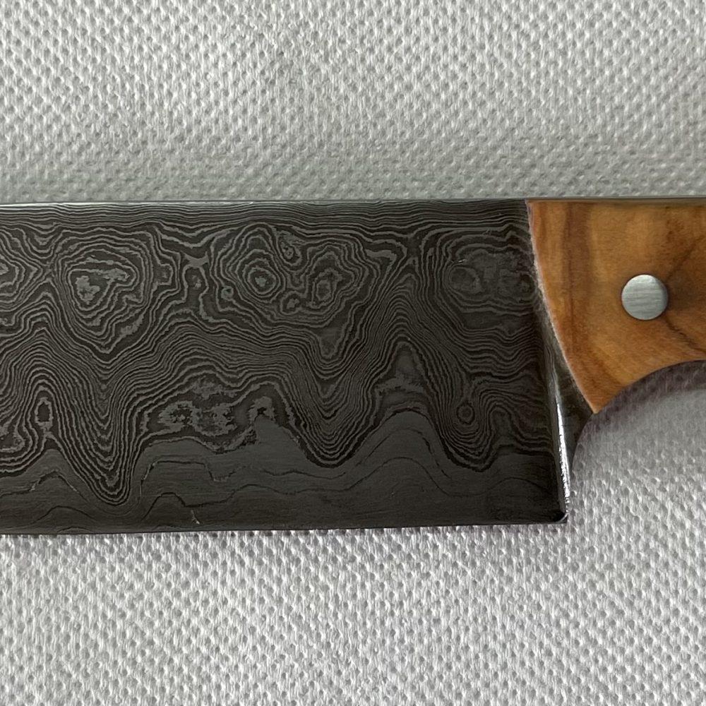 Schmiede-Kurse: Fertige Messer von Teilnehmern, Foto 39
