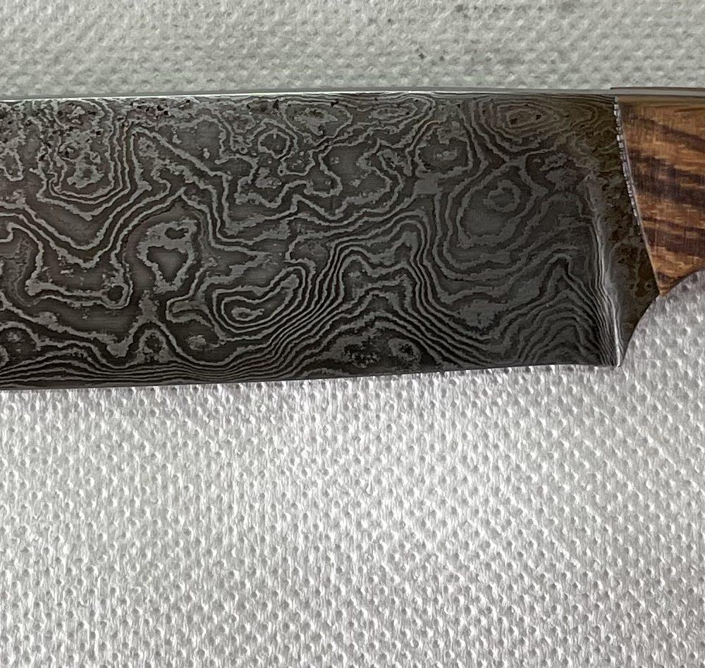 Schmiede-Kurse: Fertige Messer von Teilnehmern, Foto 38
