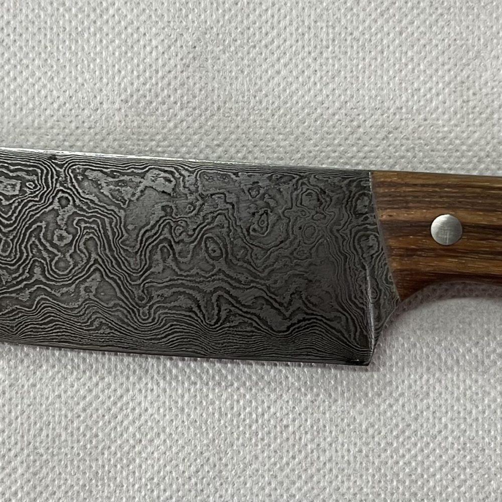 Schmiede-Kurse: Fertige Messer von Teilnehmern, Foto 1