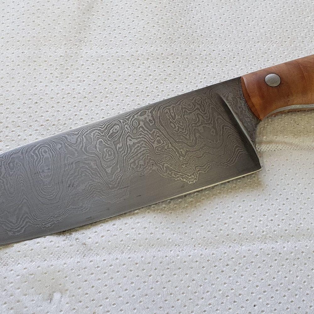 Schmiede-Kurse: Fertige Messer von Teilnehmern, Foto 15