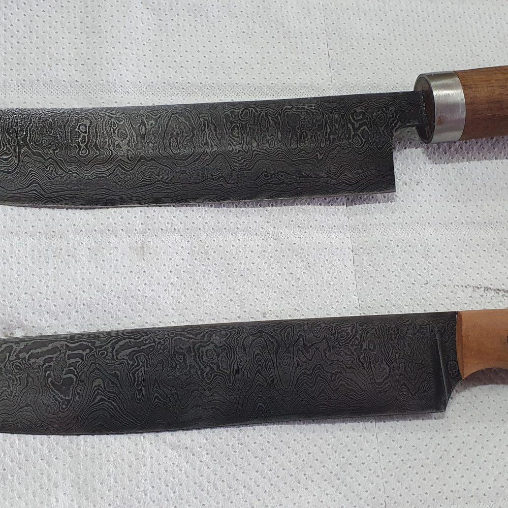 Schmiede-Kurse: Fertige Messer von Teilnehmern, Foto 17