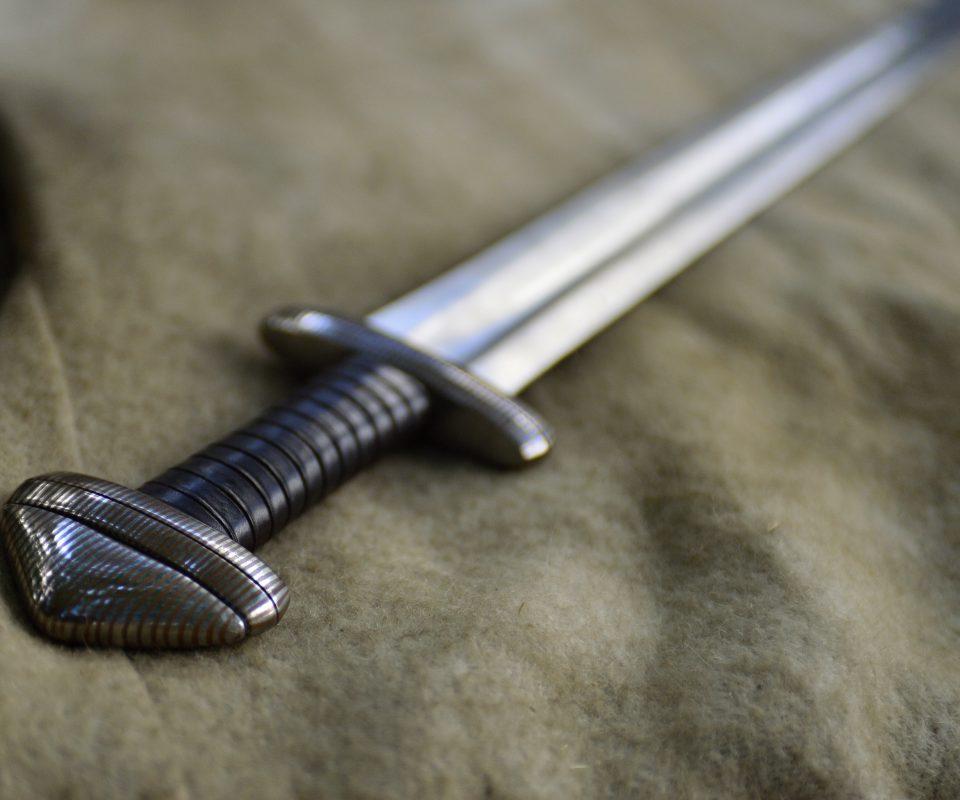 Schmiedekurs Schmiedekurs: Wikinger-Schwert